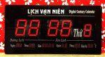 Đồng hồ lịch vạn niên số lớn -6001