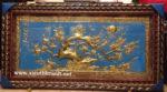 Tranh Đồng ,Mai khai phú quý – A163