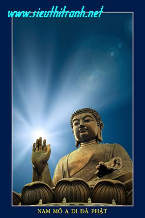 Phật ADIDA -165