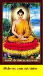 Phật Thích Ca.001nhiều mẫu (tranh ép gỗ bóng)