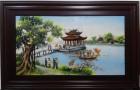 Quan Họ Bắc Ninh (tranh sứ)