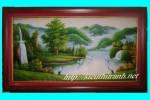 Tranh sơn dầu-phong cảnh-s13