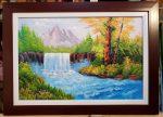 Tranh sơn dầu phong cảnh-s192