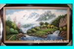 Tranh sơn dầu-phong cảnh-s29