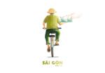 Sài Gòn sâu lắng sau bờ vai qua tranh vẽ các bạn trẻ