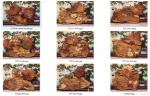 Tranh gỗ đồng hồ nghệ thuật các mẫu