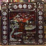Tranh thờ khảm trai sơn mài ,Cửu Huyền Thất Tổ – SM188