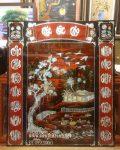 Liễng thờ Phước Lộc Thọ ( sơn mài khảm ốc – SM292 )