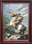 Napoleon Bonaparte, tranh sơn dầu S048
