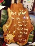 Tranh gỗ nghệ thuật-vui sống tất bật..tg077
