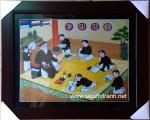 Tôn Sư Trọng Đạo (tranh nghệ thuật mừng nhà giáo Việt Nam)