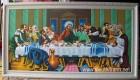 Tranh sơn dầu:Bữa Tiệc Ly