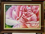 Tĩnh vật hoa hồng-tranh sơn dầu-tv18